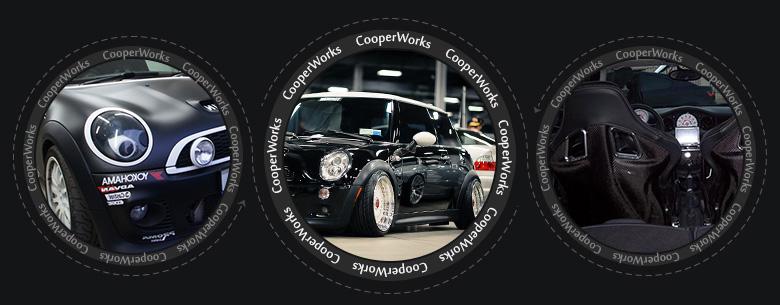 Mini Cooper Works